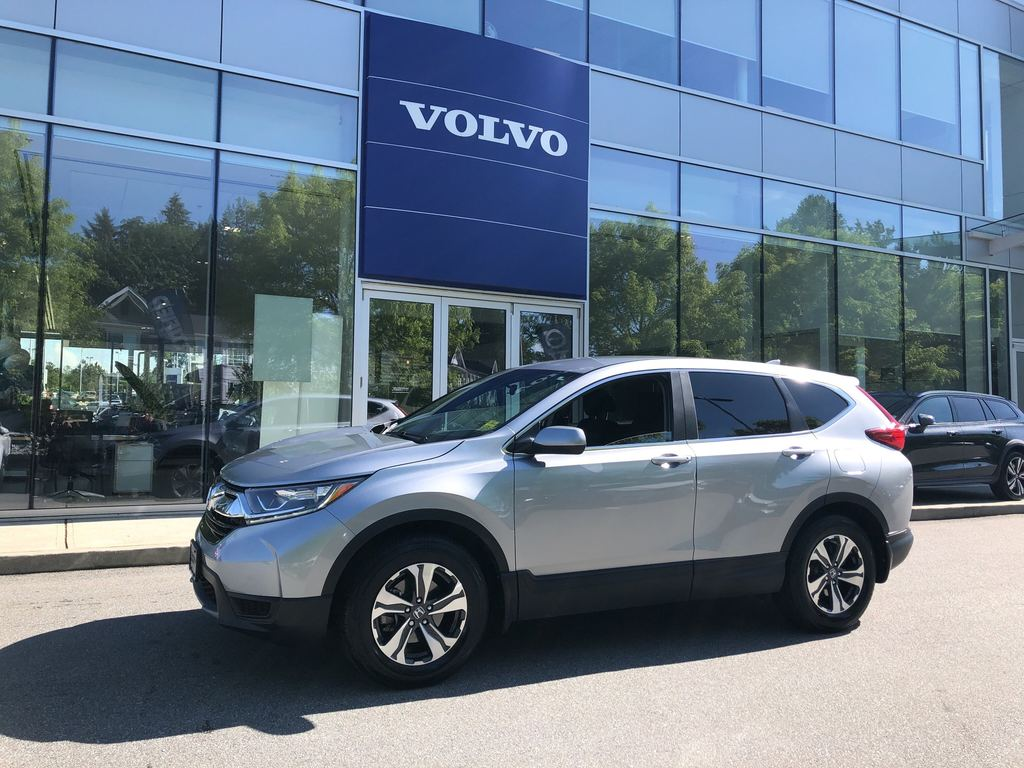 Pre-Owned 2017 Honda CR-V LX FWD Local Car No Accident Claim Low KM's!