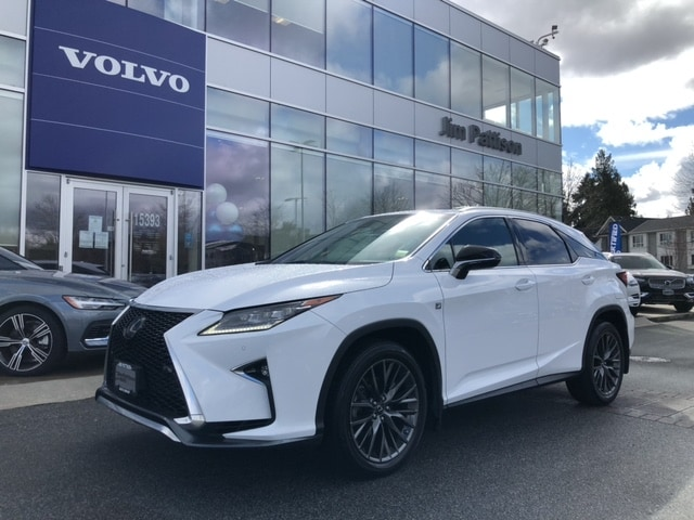 Pre-Owned 2017 Lexus RX 350 F Sport 2