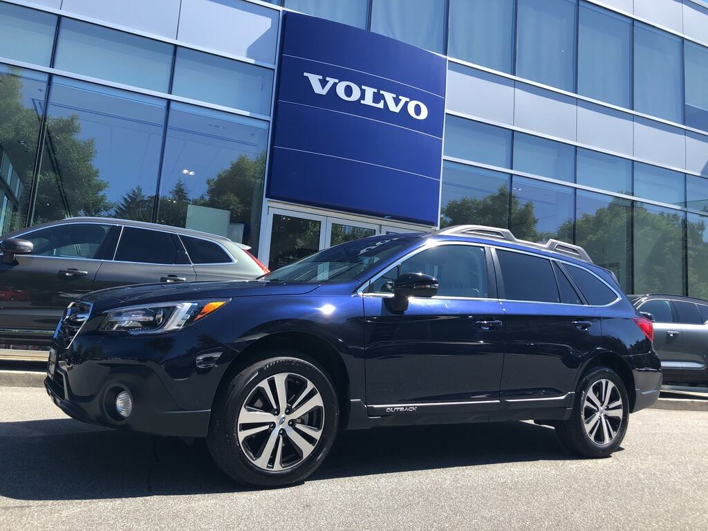 Pre-Owned 2018 Subaru Outback 3.6R Limited w/EyeSightl No Accidl One Owner