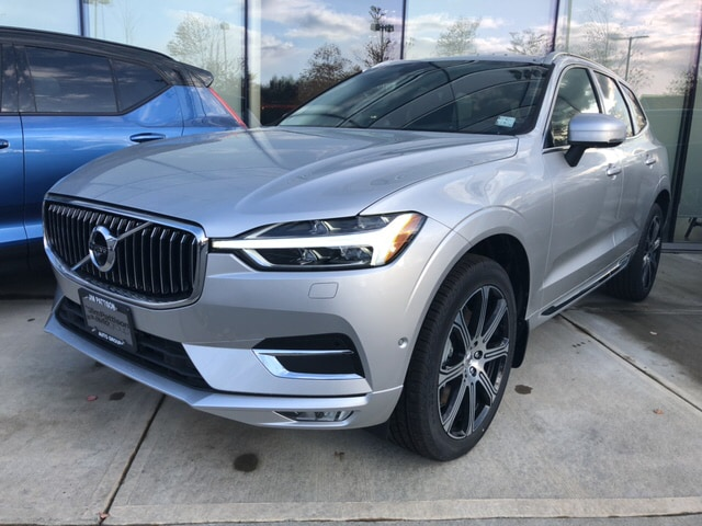 Pre-Owned 2019 Volvo XC60 T6 AWD Inscription