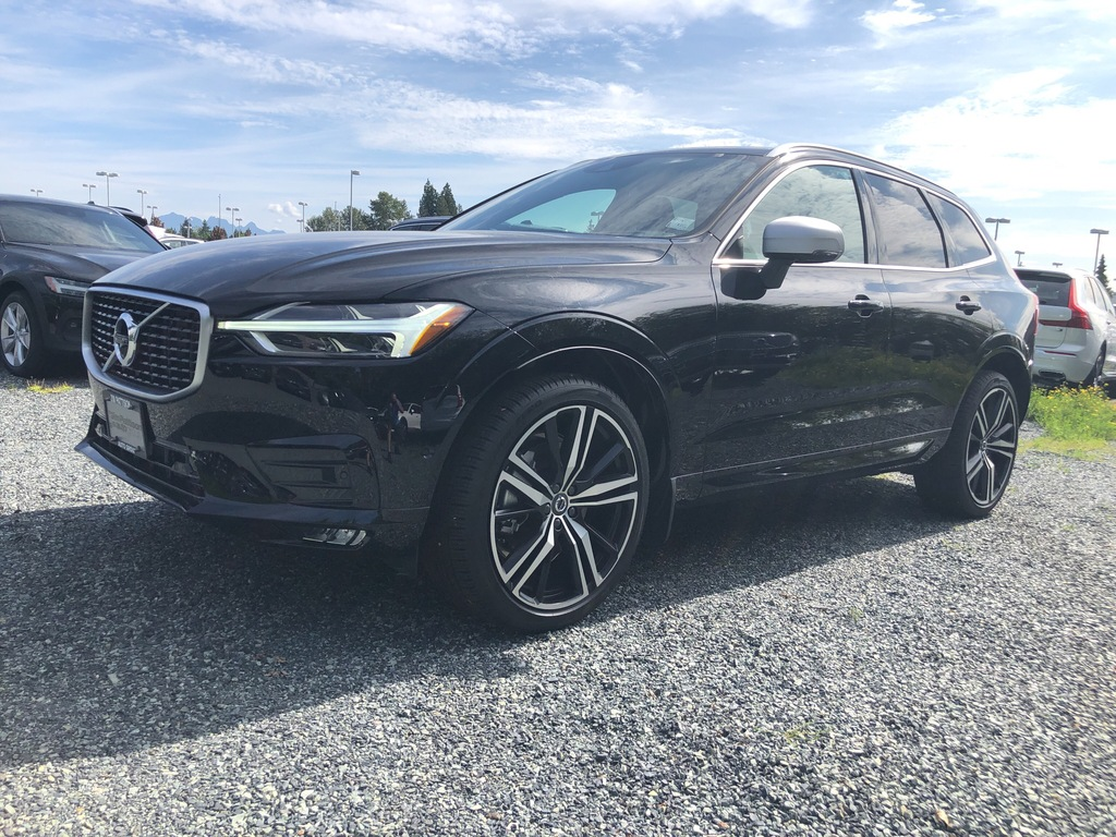 New 2019 Volvo XC60 T6 AWD R-Design DEMO SALE ON NOW!