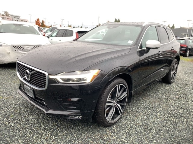Pre-Owned 2019 Volvo XC60 T6 AWD R-Design