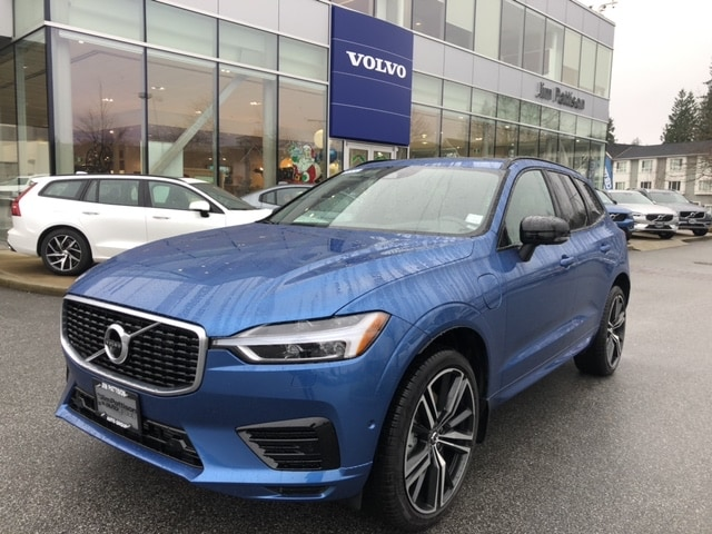 New 2020 Volvo XC60 Hybrid T8 R-Design