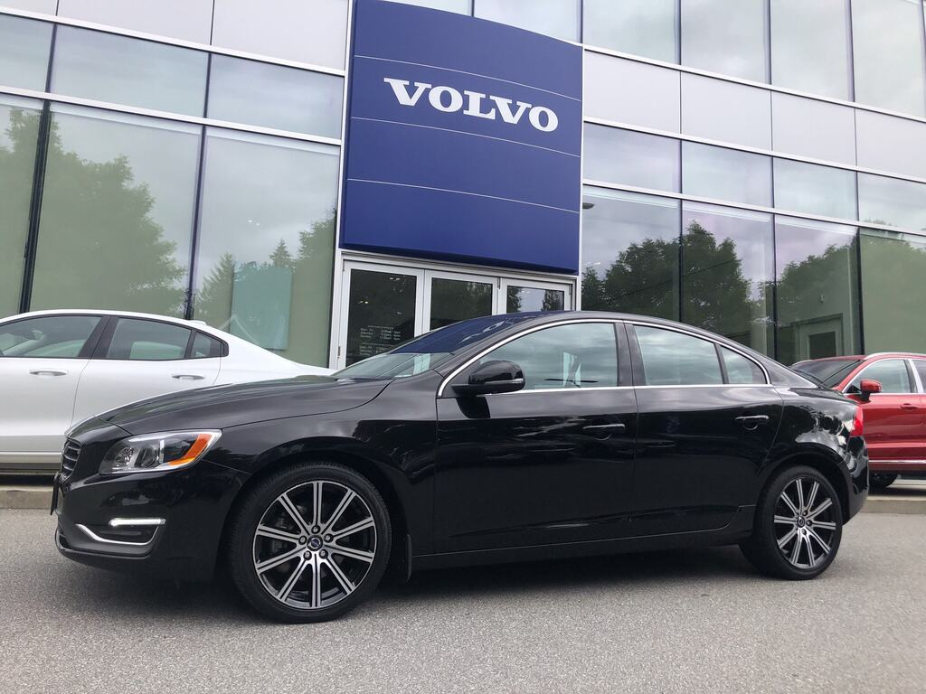 Pre-Owned 2015 Volvo S60 T6 SOLD!!! Premier Plus l One Owner l BC Car
