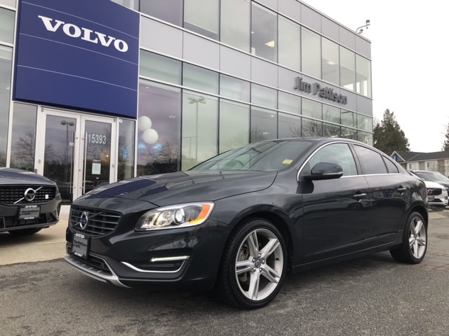 Pre-Owned 2016 Volvo S60 T5 Special Edition Premier