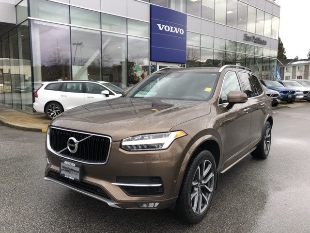 Pre-Owned 2017 Volvo XC90 T6 Momentum No Accident Claim Bought From Us!