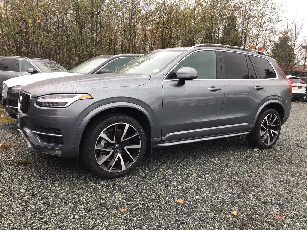 New 2019 Volvo XC90 T6 AWD Momentum DEMO SALE ON NOW!
