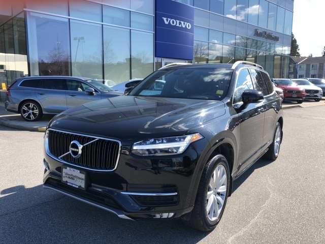 Certified Pre-Owned 2019 Volvo XC90 T6 Momentum Certified By Volvo Local BC Car No Acc