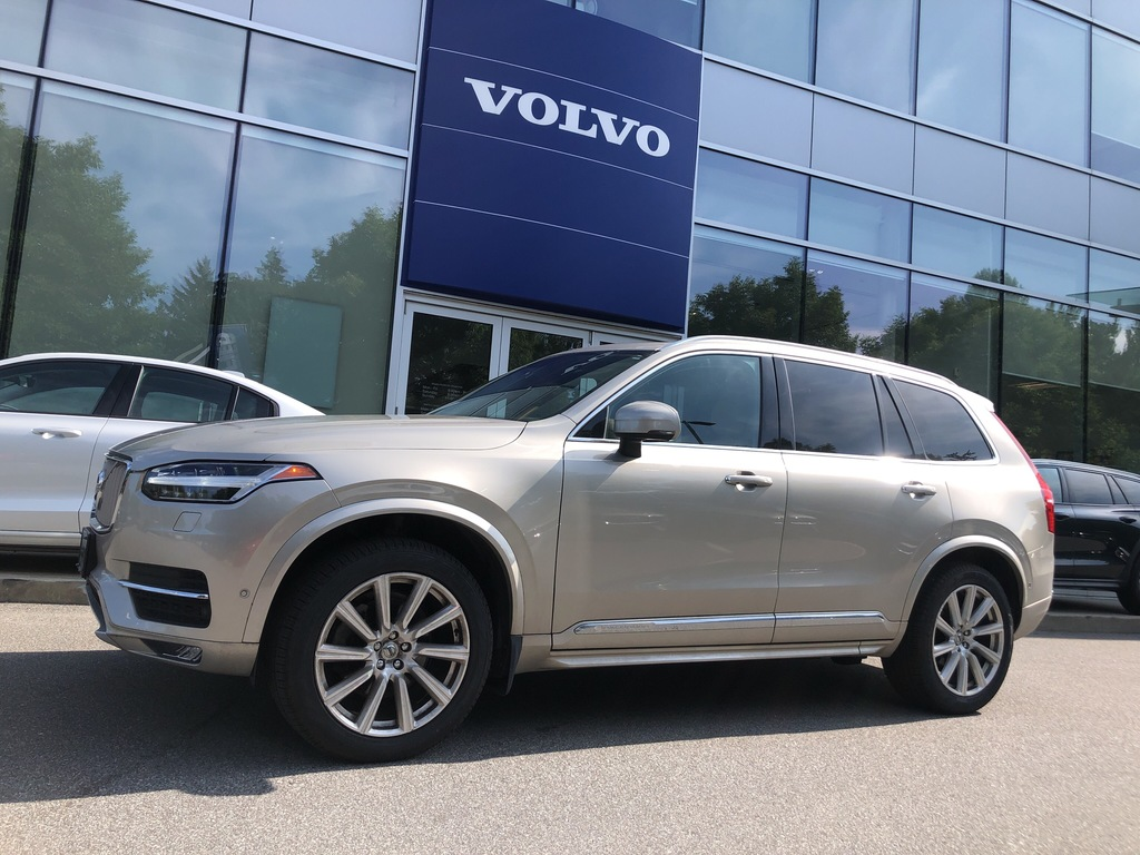 Certified Pre-Owned 2016 Volvo XC90 T6 Inscription No Accident Claim One Owner