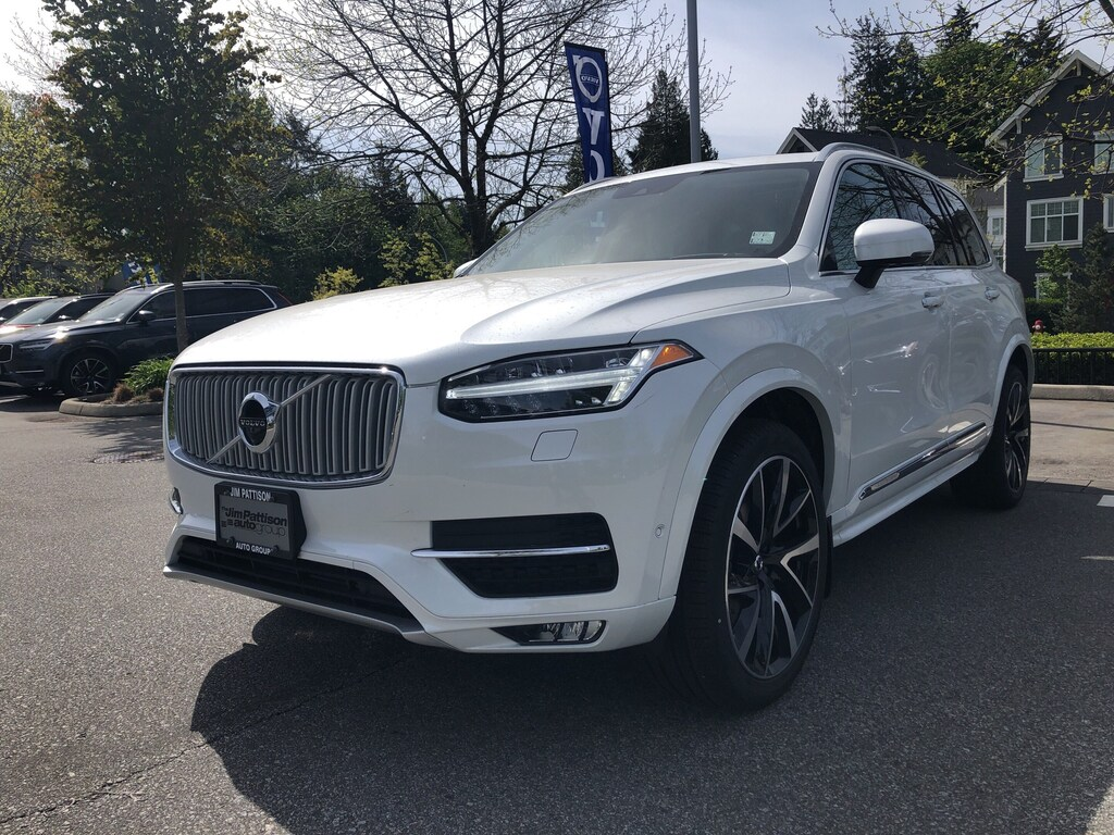 New 2019 Volvo XC90 T6 AWD Inscription DEMO SALE ON NOW!