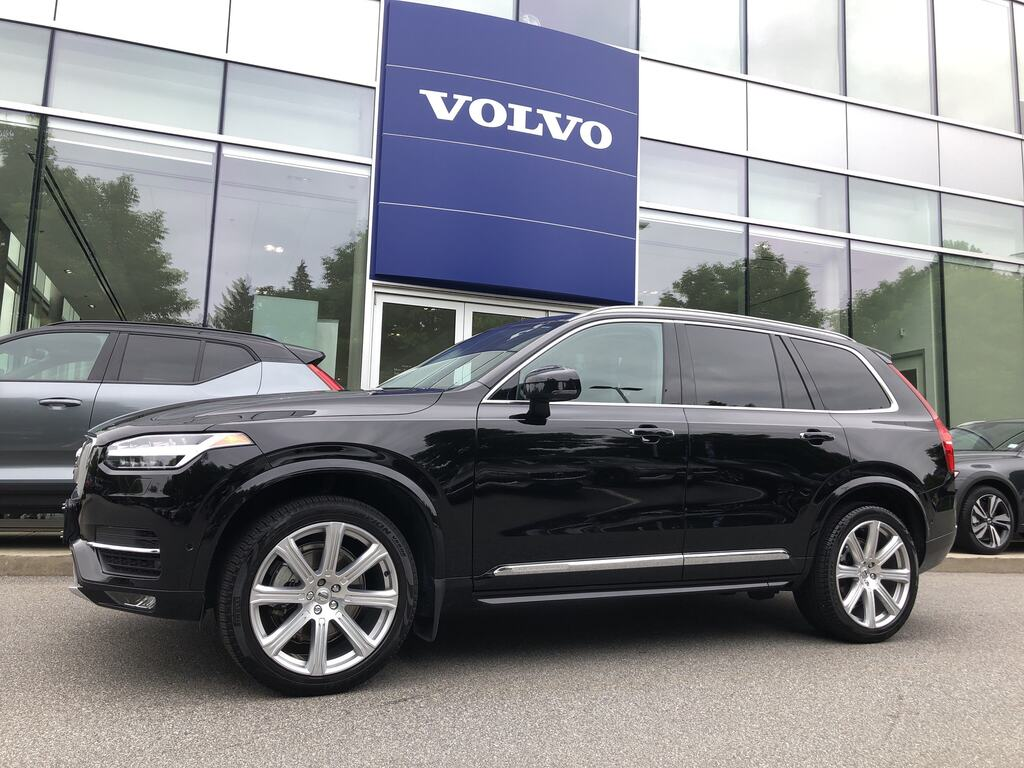 Pre-Owned 2018 Volvo XC90 T6 AWD INSCRIPTION No Accident One Owner