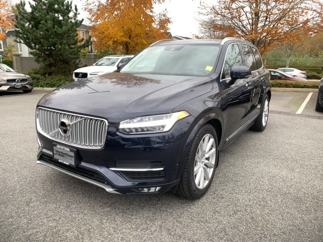 Certified Pre-Owned 2017 Volvo XC90 T6 Inscription No Accident!