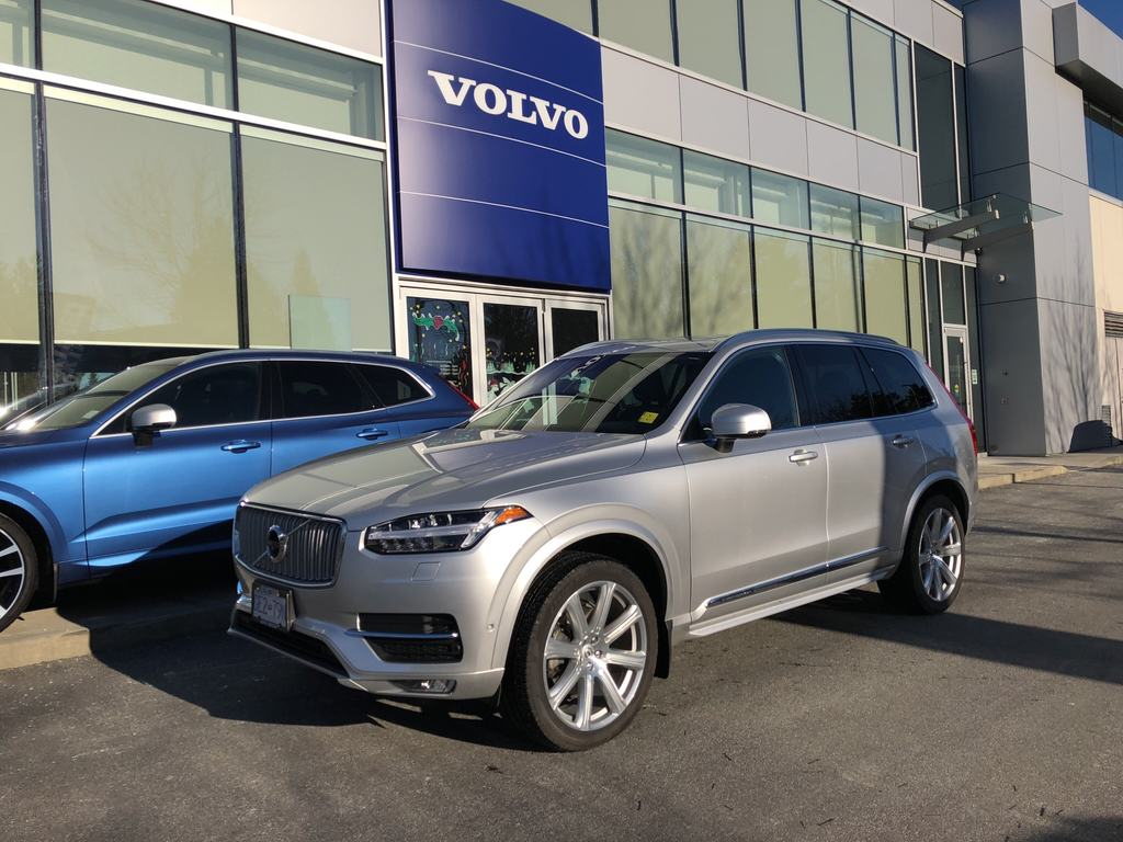 Certified Pre-Owned 2018 Volvo XC90 T6 AWD Inscription CPO