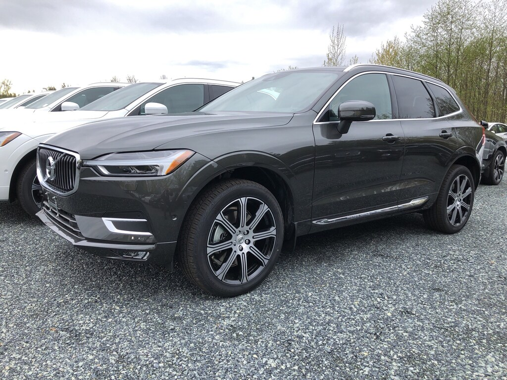 New 2019 Volvo XC60 T6 AWD Inscription DEMO SALE ON NOW!