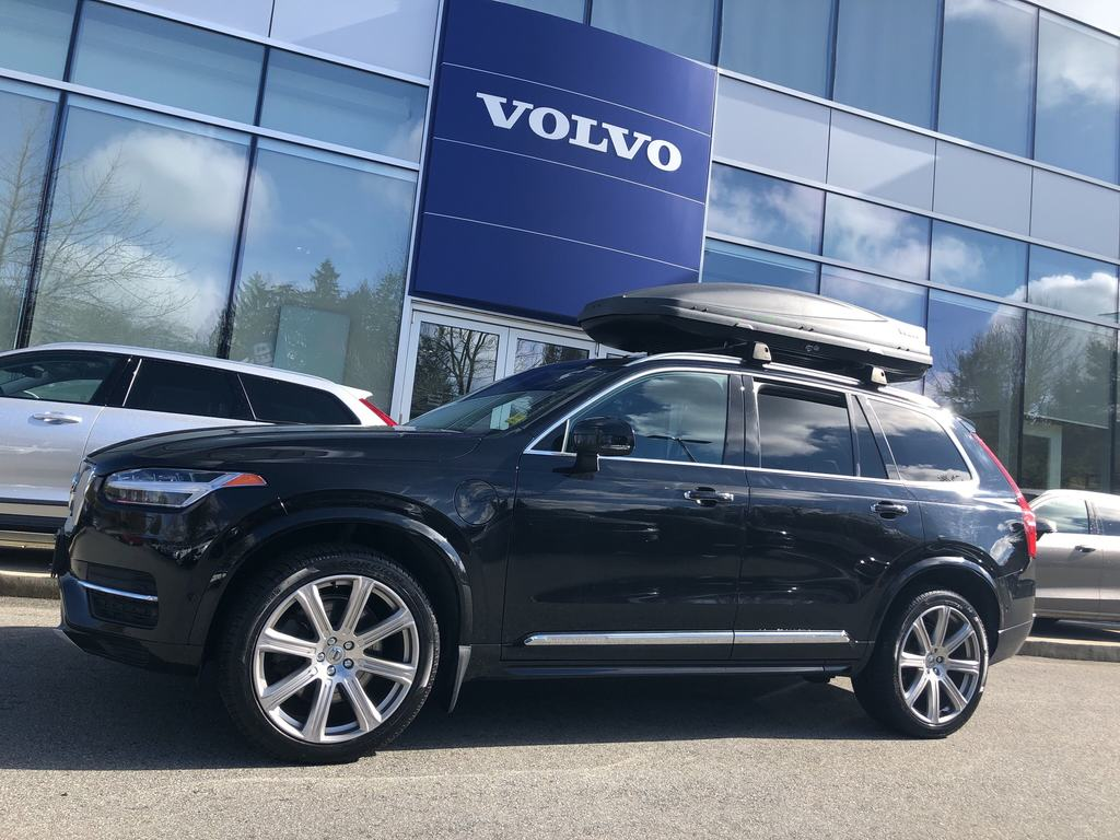 Pre-Owned 2017 Volvo XC90 Hybrid T8 PHEV Inscription
