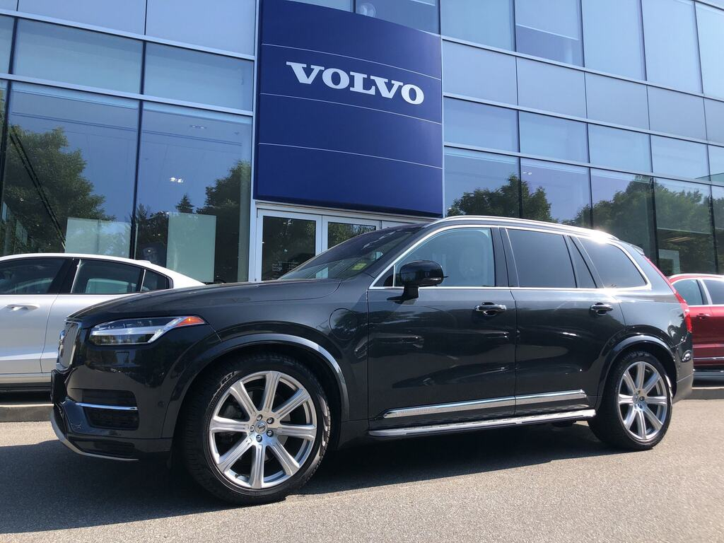 Pre-Owned 2018 Volvo XC90 Hybrid T8 AWD Inscription Fully Loaded