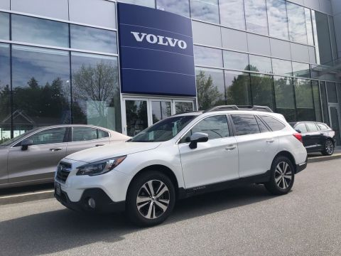 Pre-Owned 2018 Subaru Outback 3.6R Limited w/EyeSight Pkg No Accident Claim