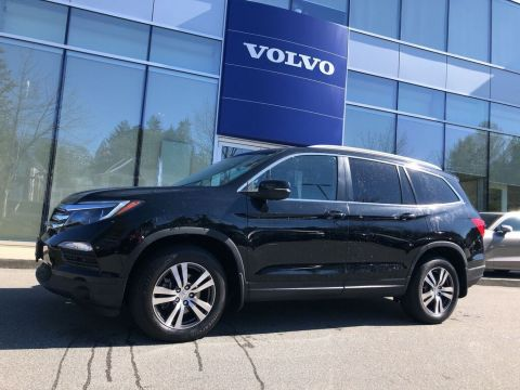 Pre-Owned 2017 Honda Pilot EX-L w/ NAVI Local Car No Accident Claim!