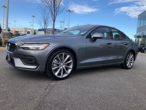 Certified Pre-Owned 2019 Volvo S60 T6 Momentum Demo Special Sale!