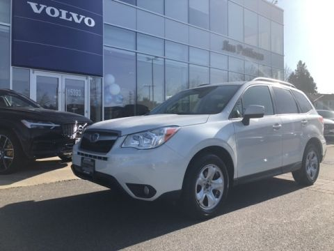 Pre-Owned 2015 Subaru Forester 2.5i Convenience Package