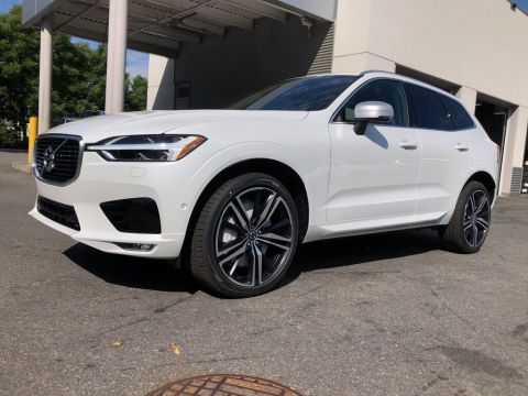 Certified Pre-Owned 2019 Volvo XC60 T6 R-Design