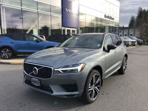 New 2020 Volvo XC60 Hybrid T8 AWD R-Design