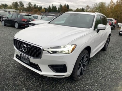 Certified Pre-Owned 2019 Volvo XC60 Hybrid T8 R-Design