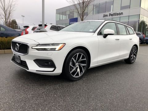 New 2019 Volvo V60 T5 FWD Momentum,MP,Trim