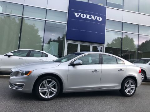 Pre-Owned 2015 Volvo S60 T5 Premier Plus AWD