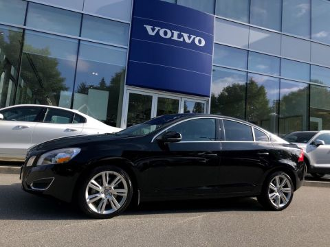 Pre-Owned 2013 Volvo S60 T6 SOLD! Premier+ Local Car No Acci Claim!!!