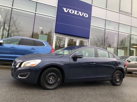 Pre-Owned 2011 Volvo S60 T6 AWD Technology package