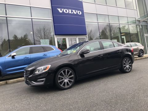 Pre-Owned 2015 Volvo S60 T6 Premier Plus/CPO 72 MONTHS OR 160,000 KMS