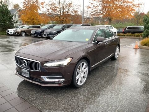 Pre-Owned 2017 Volvo S90 T6 Inscription Local Car No Accident Claim!
