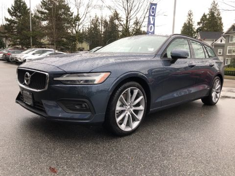 New 2019 Volvo V60 T6 AWD Momentum /MP