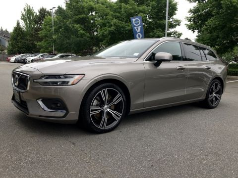 New 2019 Volvo V60 T6 AWD Inscription DEMO SALE ON NOW!