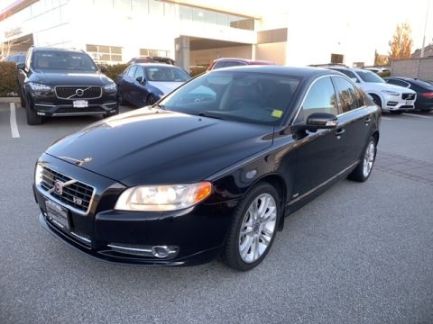 Pre-Owned 2007 Volvo S80 AWD V8 Dynaudio Sound System