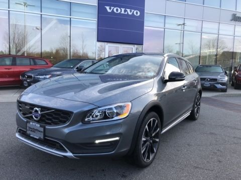 Pre-Owned 2018 Volvo V60 Cross Country T5 Premier Demo Special Sale!