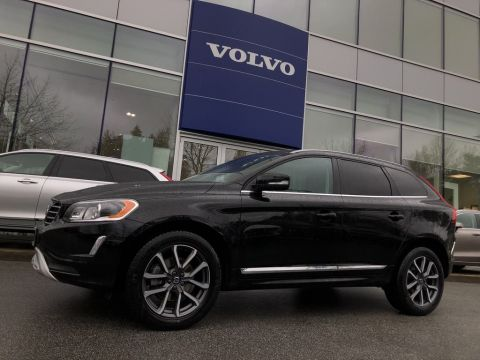 Pre-Owned 2016 Volvo XC60 T5 SE Premier Local Car No Accident Claim!