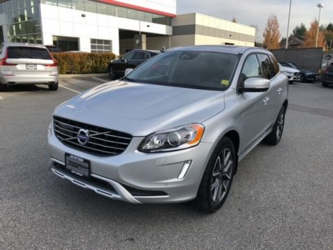 Pre-Owned 2016 Volvo XC60 T5 SE Premier AWD No Accid Claim BC Car 1 Owner