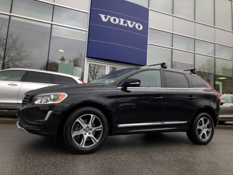 Pre-Owned 2015 Volvo XC60 T6 Premier Plus No Accident Claim