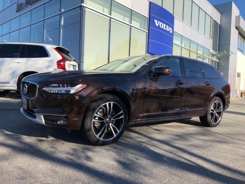 New 2018 Volvo V90 Cross Country Service Shuttle T6 AWD Inscription