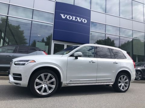 Pre-Owned 2016 Volvo XC90 T6 Inscription Local Car Bought from us