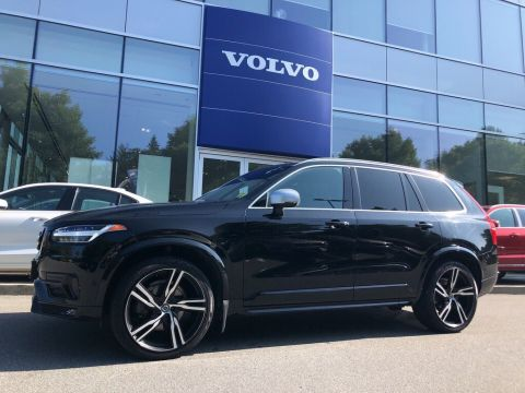 Pre-Owned 2017 Volvo XC90 T6 AWD R-Design