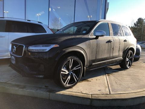 New 2019 Volvo XC90 T6 AWD R-Design DEMO SALE ON NOW!