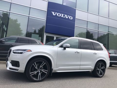 Pre-Owned 2017 Volvo XC90 T6 R-Design Bought From Us No Accident Claim