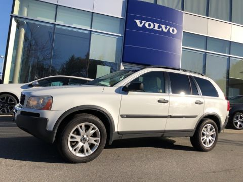 Pre-Owned 2006 Volvo XC90 2.5T AWD A SR 7PASSENGERS